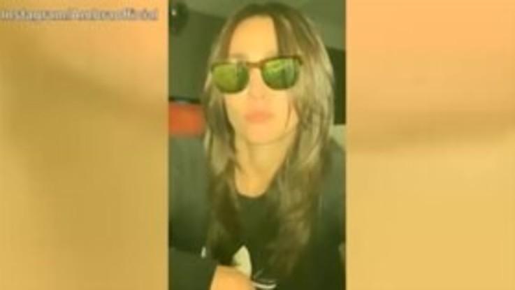 """""""T'appartengo"""" compie 25 anni, Ambra torna a cantarla su Instagram"""