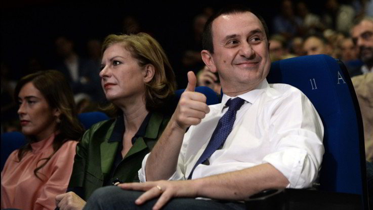 Appuntamento con PoliticaPresse, domani ospite Ettore Rosato. In diretta alle ore 12h00