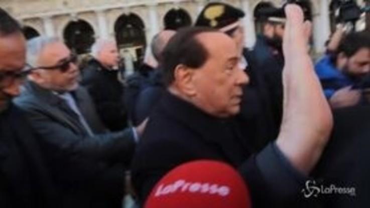 Lara Comi arrestata: il no comment di Berlusconi