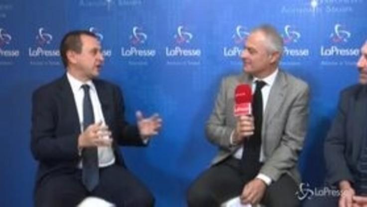 """Rosato a PoliticaPresse: """"Quota 100 interessa 150 mila persone e costa 20 miliardi"""""""