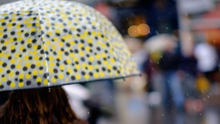 Il meteo del 15 e 16 novembre: forti temporali