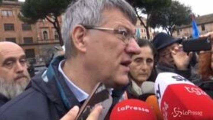 """Pensionati, Landini: """"Si metta mano alla riforma Fornero"""""""