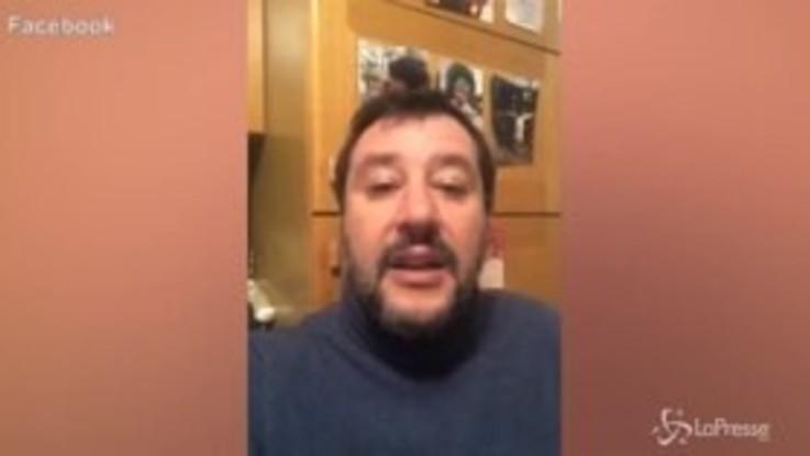 """Ex Ilva, Salvini: """"Il governo chieda scusa e torni indietro"""""""