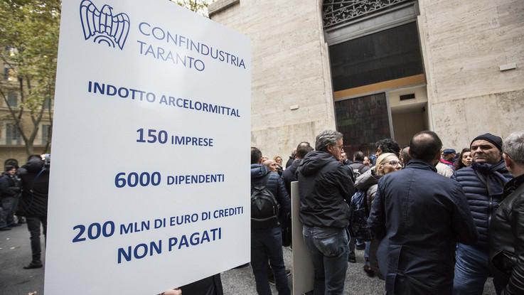 Ex Ilva, commissari denunciano Mittal per danni all'economia nazionale