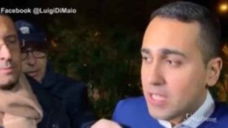 """Di Maio: """"Zingaretti rilancia Ius soli? Sono sconcertato, basta slogan"""""""