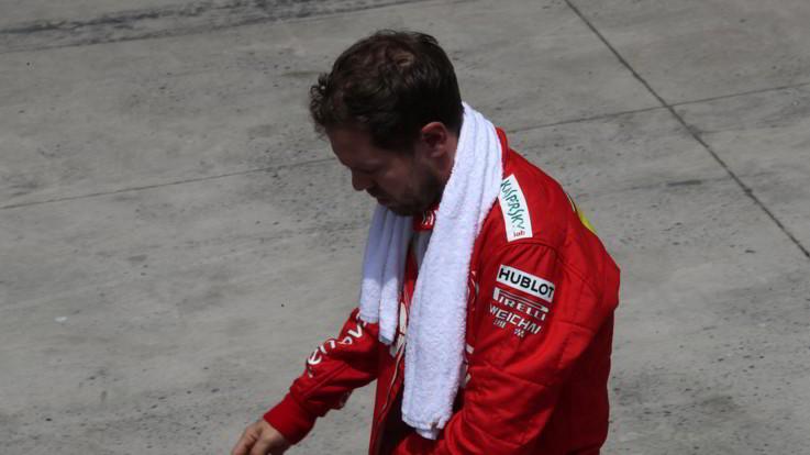 Gp Brasile: scontro Vettel-Leclerc, di chi la colpa? I social contro il tedesco