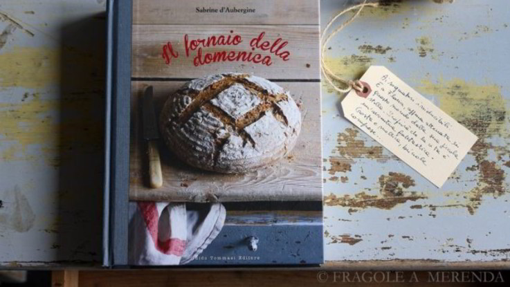 """""""Il fornaio della domenica"""", presentato a Milano il libro di ricette di Sabrined'Aubergine"""