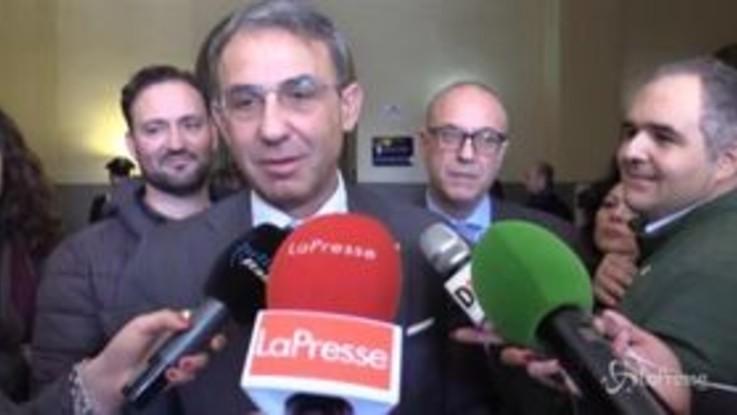 """Costa: """"Io candidato in Campania? Facitem fa o' ministro"""""""