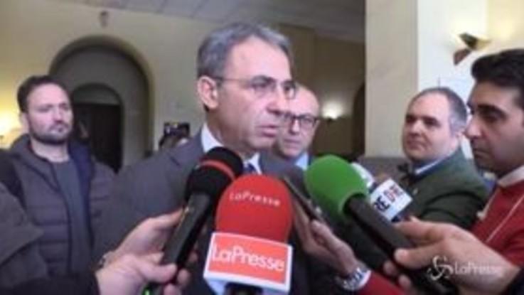 """Ex Ilva, Costa: """"Su Taranto lasciamo lavorare il premier"""""""