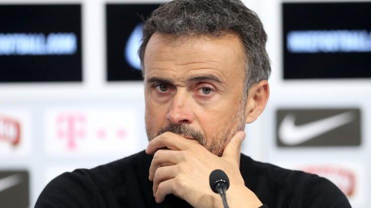 Caos Spagna: via Moreno, torna Luis Enrique