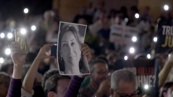 Omicidio Daphne Caruana Galizia, arrestato presunto mandante