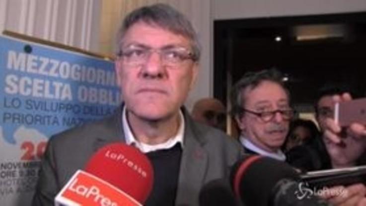 """ArcelorMittal, Landini: """"Ci aspettiamo tavolo di trattativa che coinvolga anche sindacato""""coinvolga anche sindacato"""""""