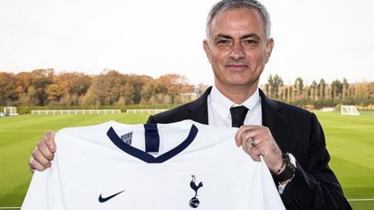 Premier, il ritorno dello Special One: Mourinho riparte dal Tottenham