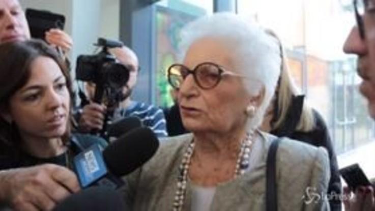 Cittadinanza negata, le scuse del sindaco di Biella a Liliana Segre