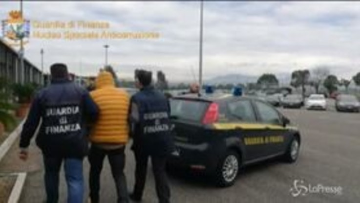 Corruzione negli appalti pubblici, 20 arresti a Roma