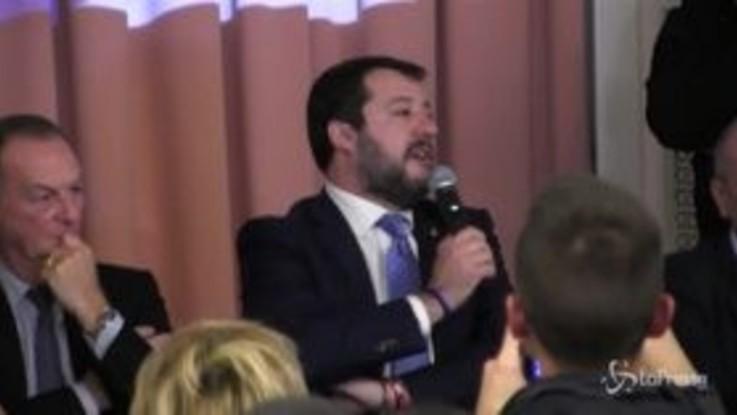 """Salvini: """"Lo dico da autonomista, sul turismo serve una politica nazionale"""""""