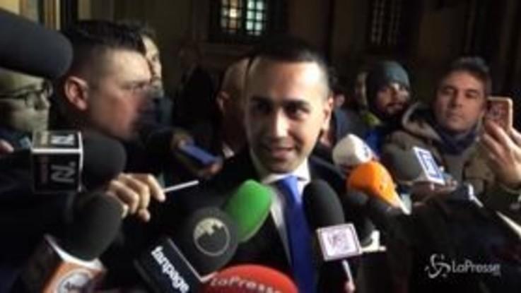 """Rousseau, Di Maio: """"Correremo da soli alle Regionali in Emilia e Calabria"""""""