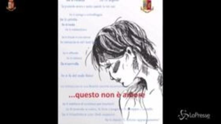 Violenza sulle donne: in Italia una vittima ogni 15 minuti