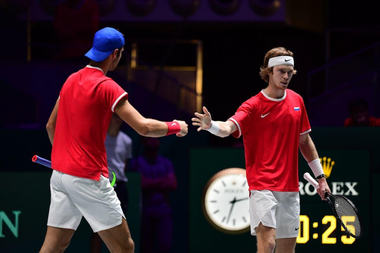 Coppa Davis, la prima semifinale è Canada-Russia