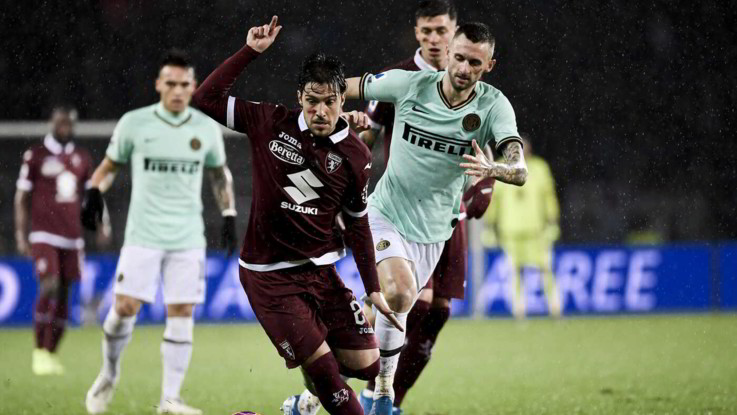Serie A: l'Inter risponde alla Juve: Torino battuto 3-0