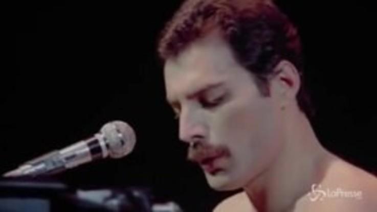 28 anni fa moriva Freddie Mercury