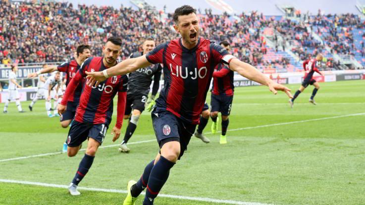 Serie A: 2-2 tra  Bologna e Parma