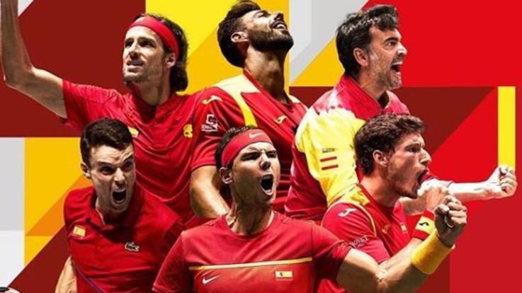 Coppa Davis, trionfa la Spagna di Nadal. Canada battuto 2-0