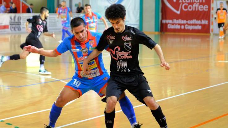 Calcio a 5, Serie A: il turno infrasettimanale su LaPresse