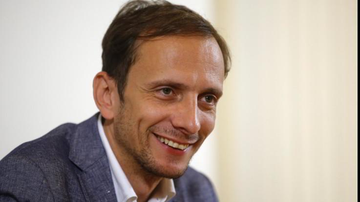 Massimiliano Fedriga ospite di PoliticaPresse