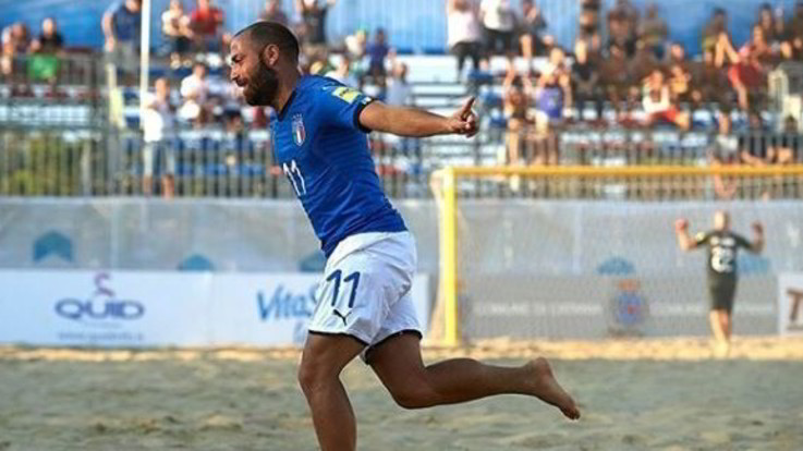 Mondiali Beach Soccer, Italia travolge il Messico. Ai quarti c'è la Svizzera