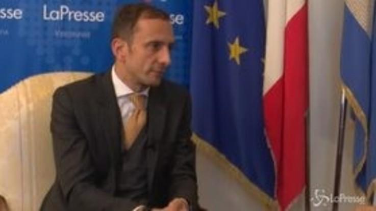"""Sardine, Fedriga: """"Non è un movimento spontaneo ma è alimentato da chi vuole contrastare Salvini"""""""