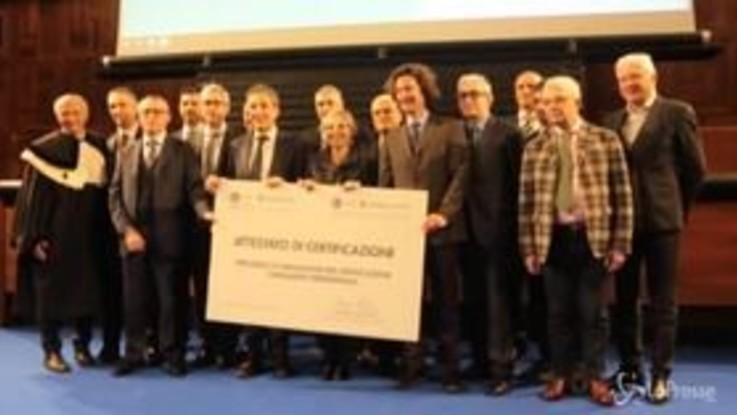 Quattrocento consulenti finanziari di Fideuram e Sanpaolo Invest certificati dall'Università Cattolica