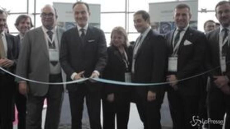 Torino: al via la convention internazionale per l'industria aerospaziale