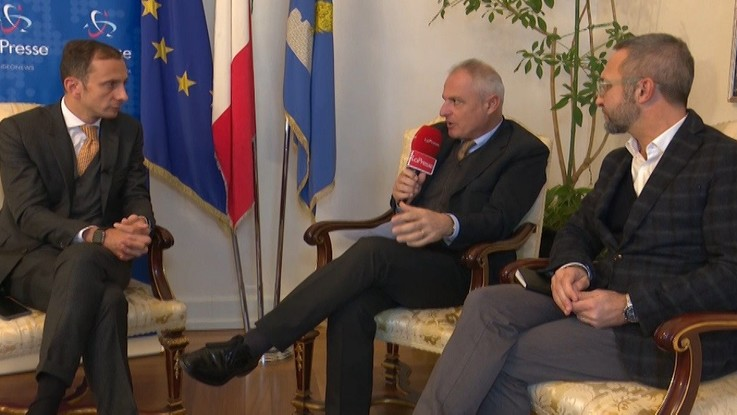 """FVG, Fedriga: """"Situazione migranti più grave che nel Mediterraneo, stop Schengen"""""""