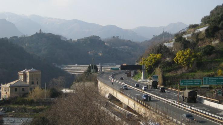 Toti chiede piano straordinario per dissesto idrogeologico in Liguria. Parziale riapertura della A26