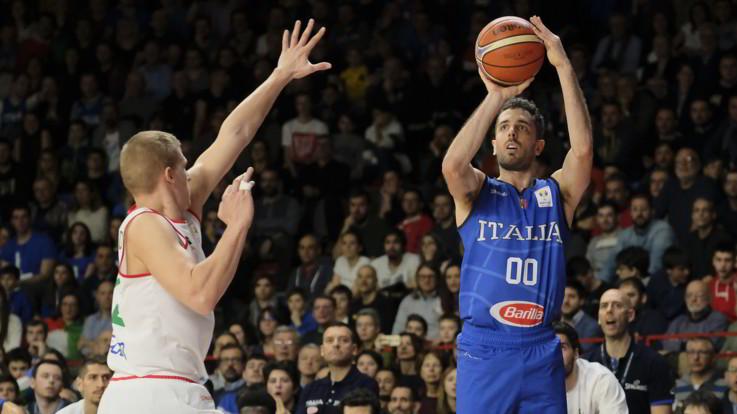 Preolimpico, Italia al torneo di Belgrado con Senegal e Portorico