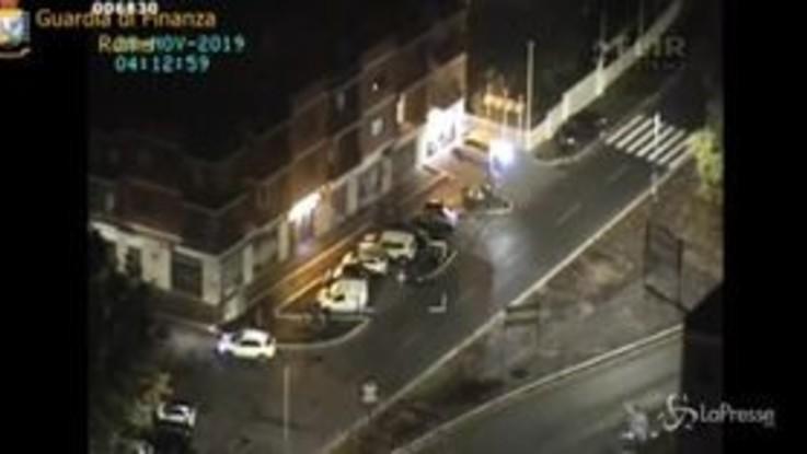 Roma, spunta nome Diabolik tra indagati in maxi operazione antidroga