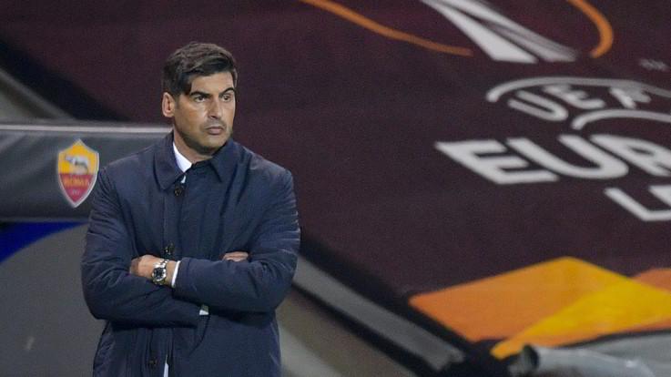 "Roma, Fonseca: ""Ottima partita, Pellegrini sta bene"". Dzeko: ""Dato una bella risposta"""