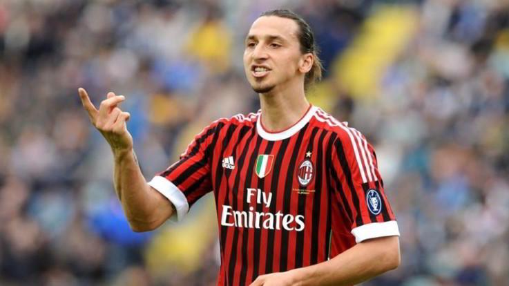 """Ibrahimovic: """"Milano è casa mia"""". E i rossoneri sognano"""