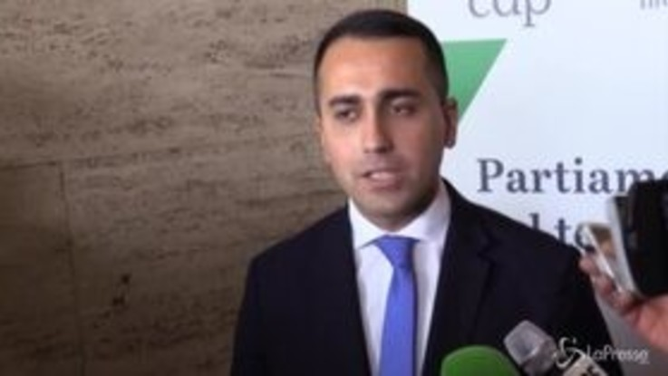 "Di Maio: ""Accordo anti-governo con Lega? Fake news per spaccare il Movimento"""