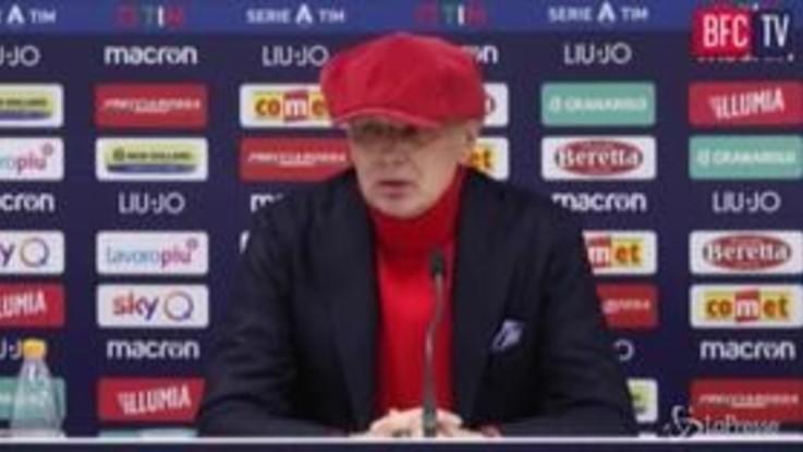 """Mihajlovic, la dedica alla moglie: """"Ha più palle di me"""""""
