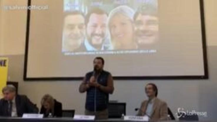 """Autonomia, Salvini: """"Per averla vera dobbiamo tornare noi al governo"""""""
