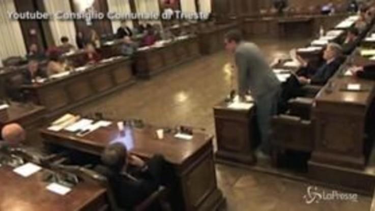 """Trieste, il consigliere comunale: """"Sono offeso, la Segre ha detto che Gesù era ebreo"""""""