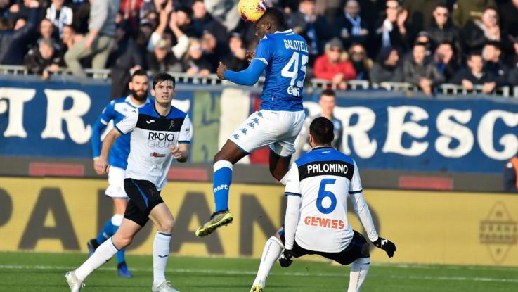 Calcio, Serie A: Brescia-Atalanta 0-3 il finale