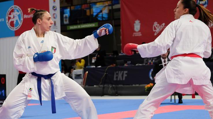 Karate, Premier League: l'Italia insegue sei medaglie a Madrid