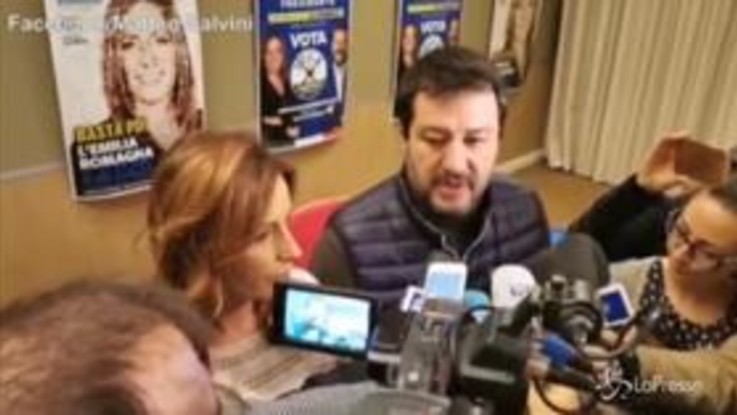 """Salva-stati, Salvini: """"Conto sul fatto che il M5s non cambi idea"""""""