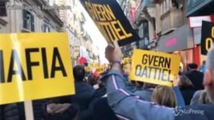 Omicidio Caruana, Muscat si dimetterà a gennaio
