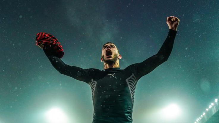 Serie A, il Milan torna a sorridere con Hernandez: il Parma si arrende all'88'