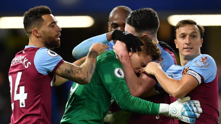 Premier League, West Ham fa suo il derby di Londra. Liverpool sempre più primo, Tottenham ritrovato