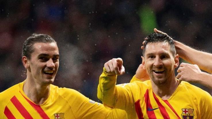 Liga, Barca e Real agganciati in vetta. L'Atletico precipita, Siviglia secondo